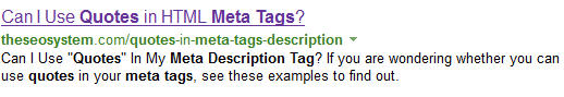 bing meta tags quotes
