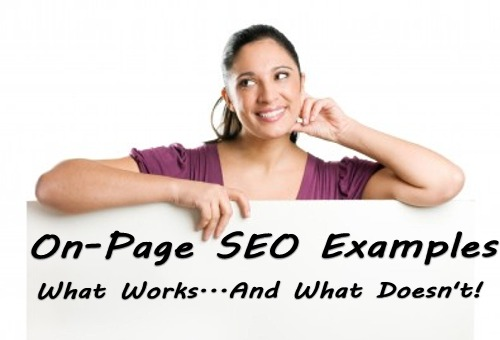 Effective On-Page SEO