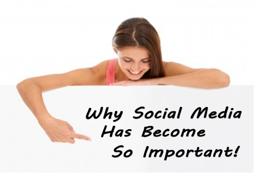 SEO and Social Media:  Why Social Media Has Become So Important!