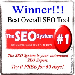 The SEO System Voted Best SEO Tool