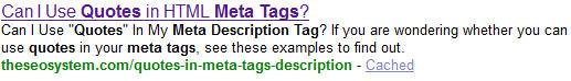 yahoo meta tags quotes