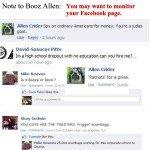 Booz Allen Hamilton:  A Social Media Fiasco!