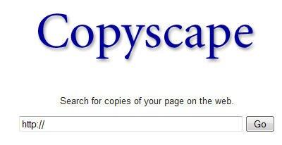 copyscape-duplicate-checker