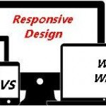 SEO and Web Design:  Responsive vs Mobile