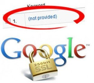 google provides not keyword data with HTTPS