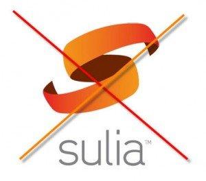 sulia shuts down