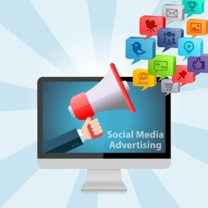 social media advertising for businesses
