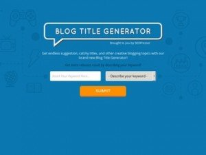 SEOPresser Blog Title Generator Review