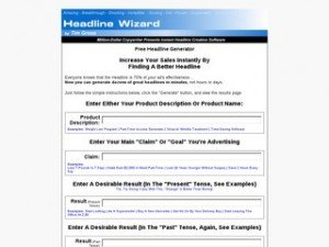 Headline Wizard Review