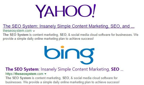 theseosystem-yahoo-bing-search-results
