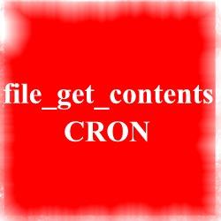 file-get-content-cron