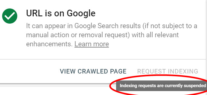 indexing-requests-currently-suspended-google-search-console